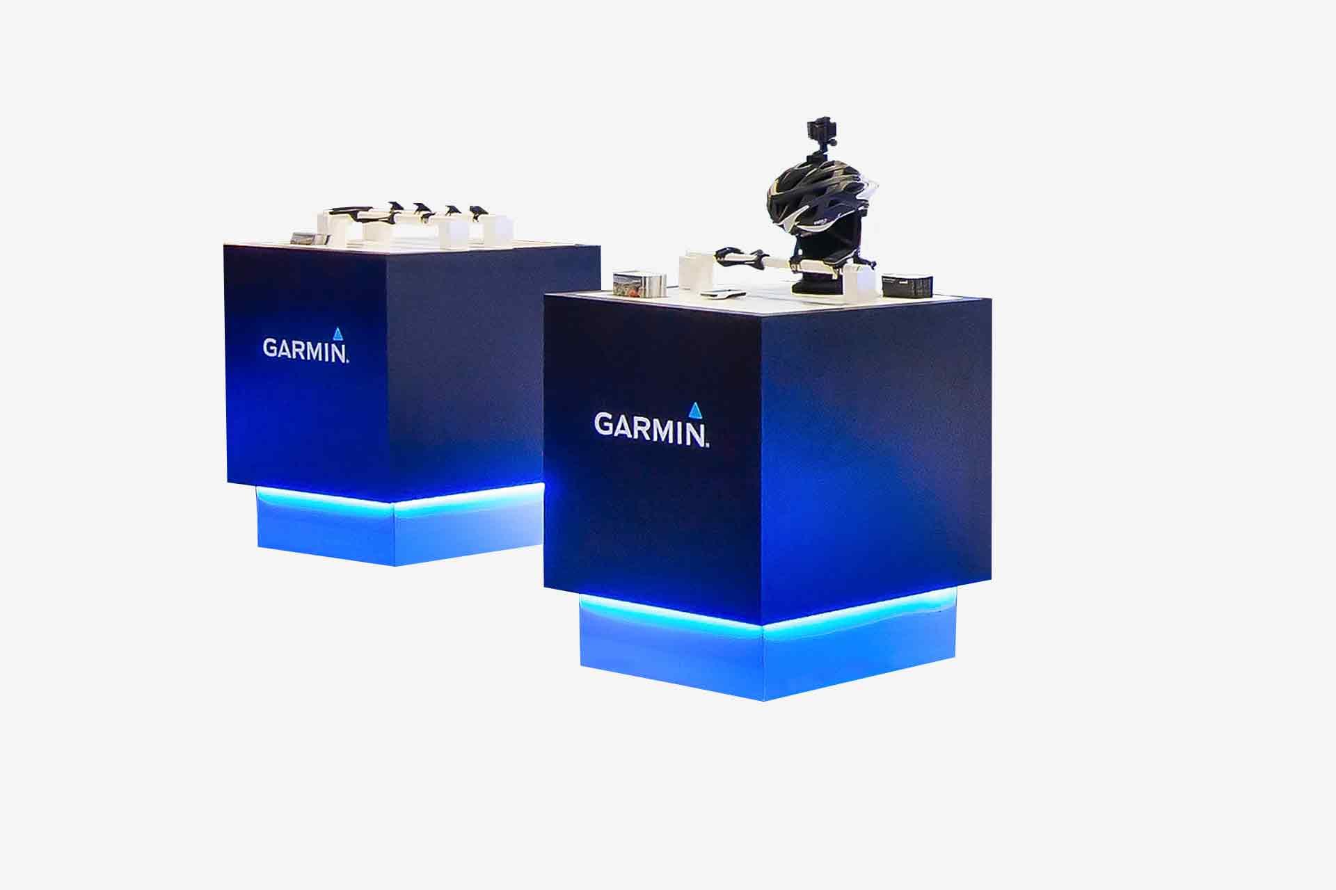 Garmin display