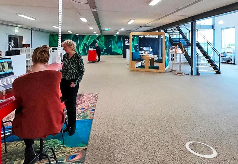 Met een Virtuele Showroom ontdekken klanten je producten op afstand!