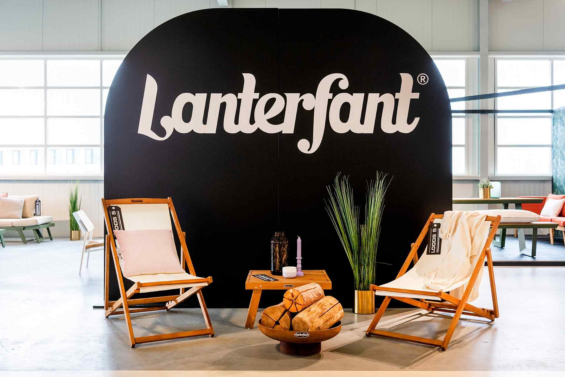 Lanterfant Loods 5 winkelinterieur