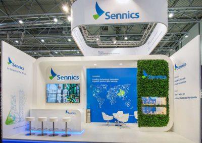 Sennics K Trade fair