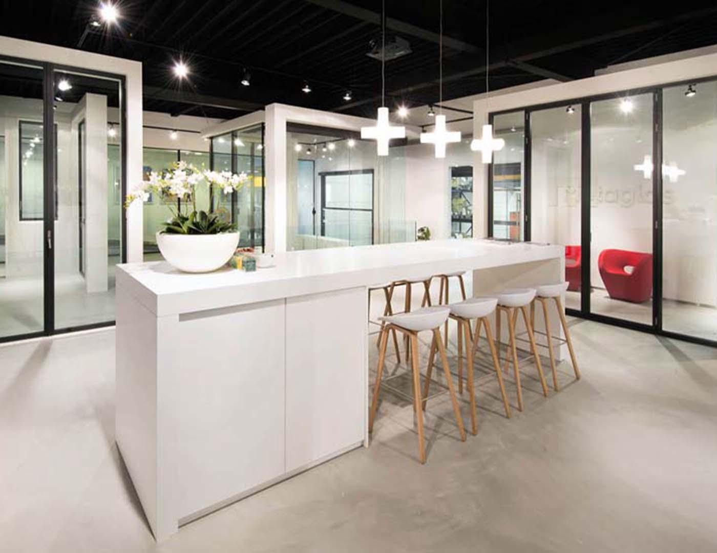 Metaglas Showroom