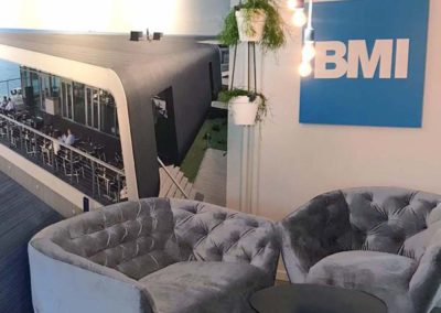 BMI lounge