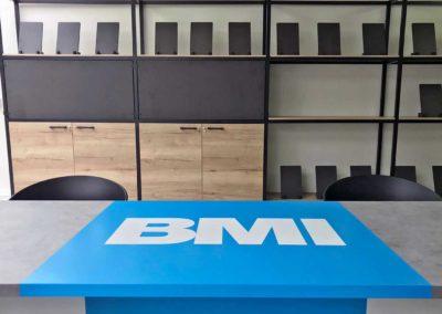 BMI trainingsruimte